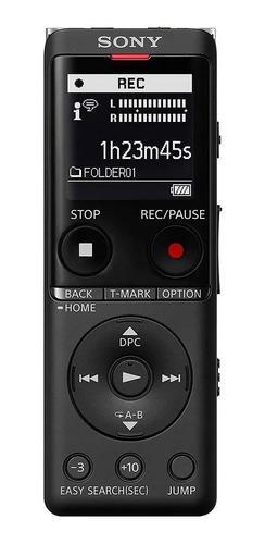 Grabador De Voz Sony  4 Gb Mp3 Wma Icd-ux570