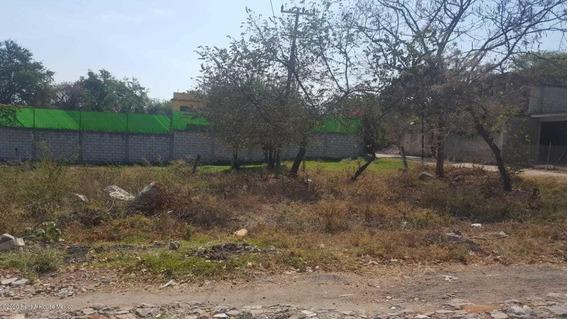 Terreno En Venta En Centro, Yautepec, Rah-mx-21-105