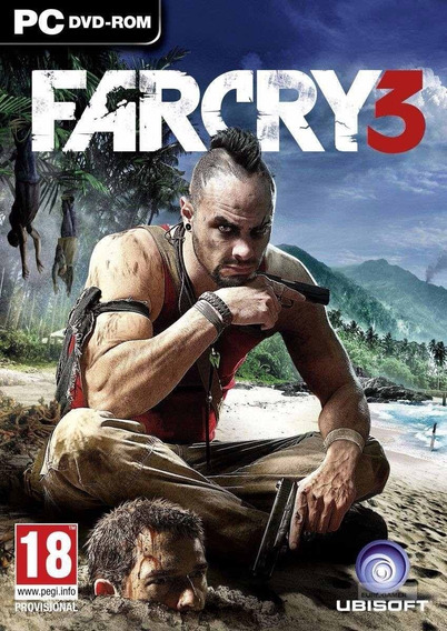 Far Cry 3 Uplay Key
