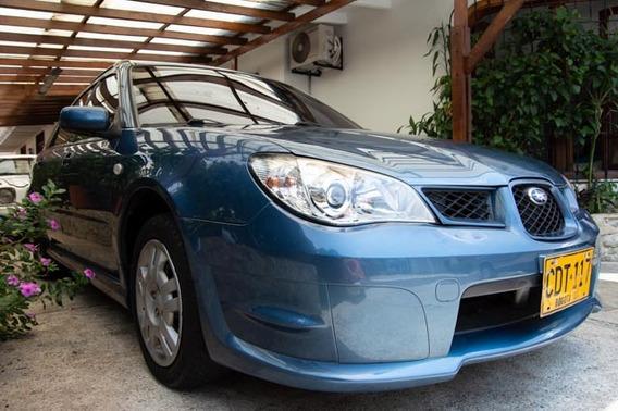 Subaru Impreza Sw 2007, 58.600 Km, Único Dueño.