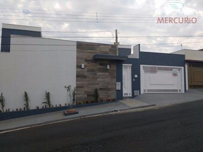 Casa Residencial À Venda, Jardim Bela Vista, Bauru. - Ca2212