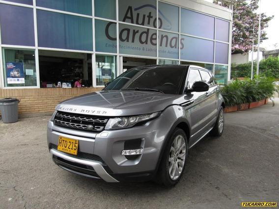 Land Rover Range Rover Evoque Dynamique Full Diesel