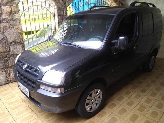 Fiat Doblo 1.8 Elx Flex 5p 2008