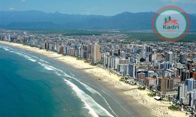 Terreno Residencial À Venda, Balneário Esmeralda, Praia Grande. - Te0003