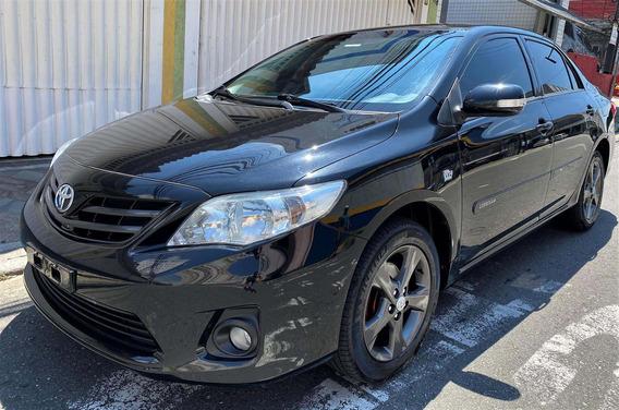 Corolla 2014 Xei Preto Novo Impecavel Winikar!!