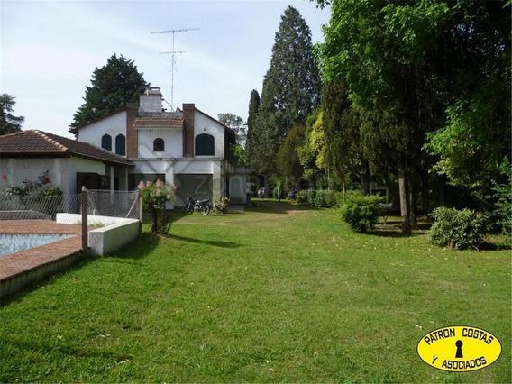 1502-ml- Casa 2 Plantas 525 M2 En Terreno De 1500 M2 - Luján