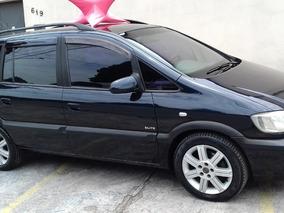Chevrolet Zafira 2.0 Elite 2005 Baixa Km $ 22990 Financia