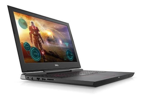 Notebook Dell Gaming G5587-5542blk-pus I5-8300h 8° Ger 2.3ghz 16gb Ram 1tb + 256gb Ssd Placa Video Gtx1060 6gb