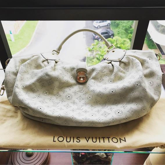 Bolsa Louis Vuitton Mahina Original - Código: Tj4120