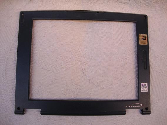 Moldura Da Tela Do Notebook Fujitsu E330 Com Detalhe (leia)