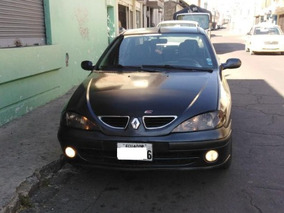 Renault Megane 2.0 2003 Negro