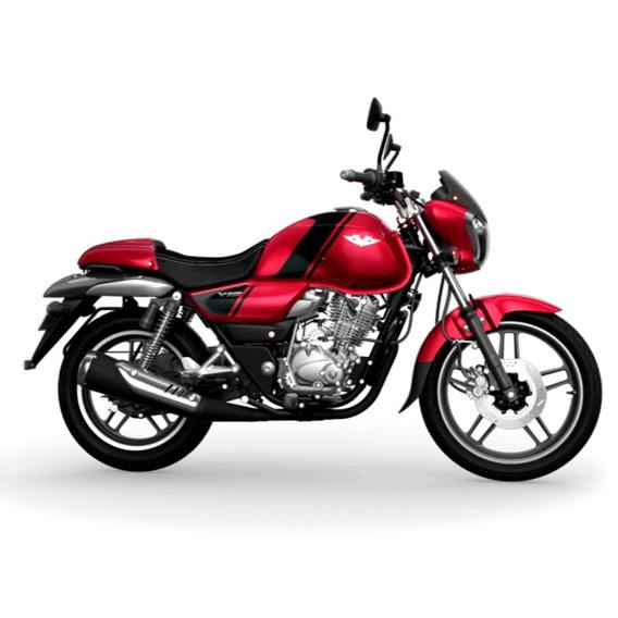Moto Bajaj V15 Vikrant 150 Cuotas Precio Invencible 0km