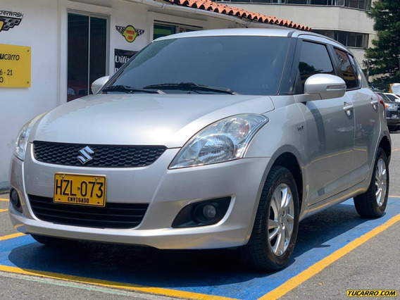 Suzuki Swift At 1200 Cc