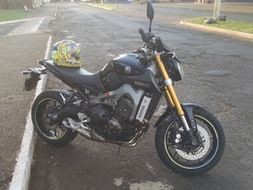 Yamaha Mt-09 20600km 2015 Original