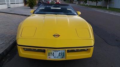Corvette Conversível, De Colecionador.