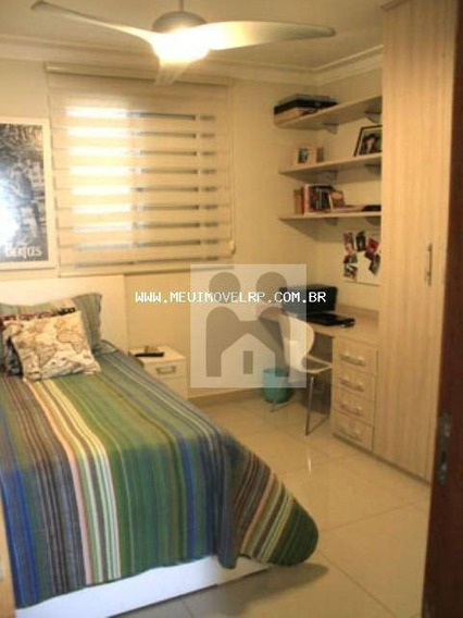 Apartamento Residencial À Venda, Jardim Palma Travassos, Ribeirão Preto - Ap0336. - Ap0336
