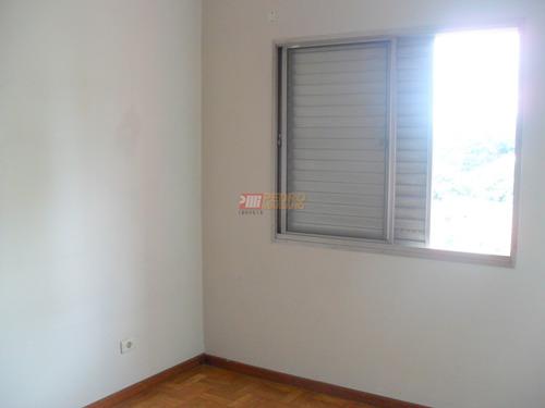 Apartamento No Bairro Rudge Ramos Em Sao Bernardo Do Campo Com 02 Dormitorios - L-27025