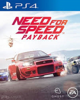 Need For Speed Payback Ps4 * Juga Con Tu Usuario * Egames