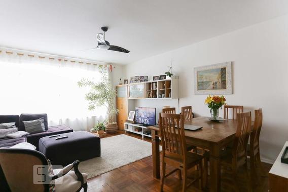 Apartamento No 12º Andar Mobiliado Com 3 Dormitórios E 1 Garagem - Id: 892921217 - 221217