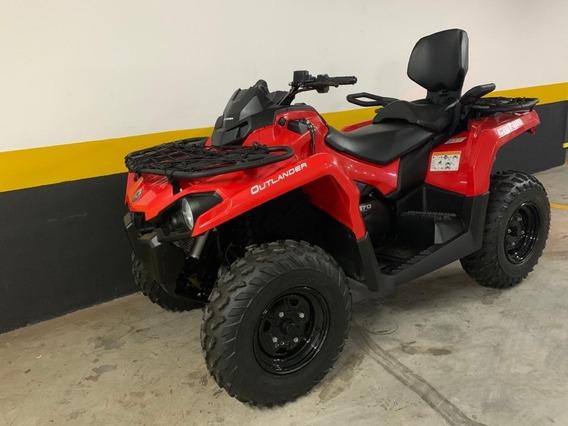 Quadriciclo Brp 570 Max 2019