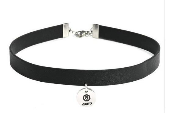 Collar Got7 Kpop Coreano Gargantilla V3 Acero Inoxidable