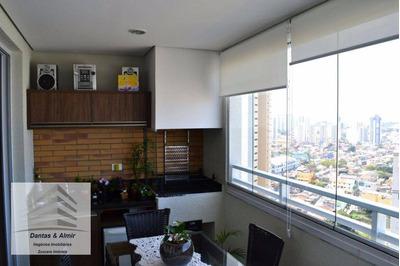 Apartamento No Condomínio Supremo Vila Augusta, 95m², 2 Vagas, Aceita Permuta. - Ap0285