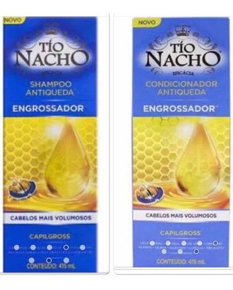 Tio Nacho Engrossador Shampoo + Condicionador