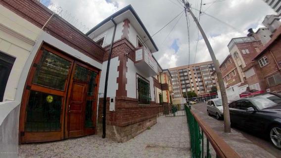 Casa En Venta Teusaquillo(bogota) Rah C.o 20-812