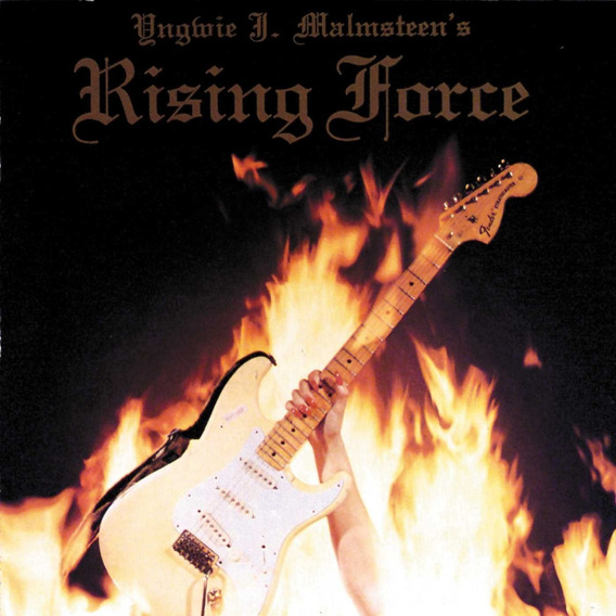 Cd Yngwie Malmsteen´s - Rising Force - Original Impecable