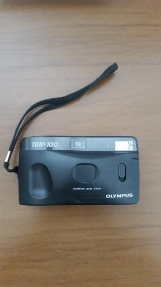Câmera Olympus Trip 100 (raridade)