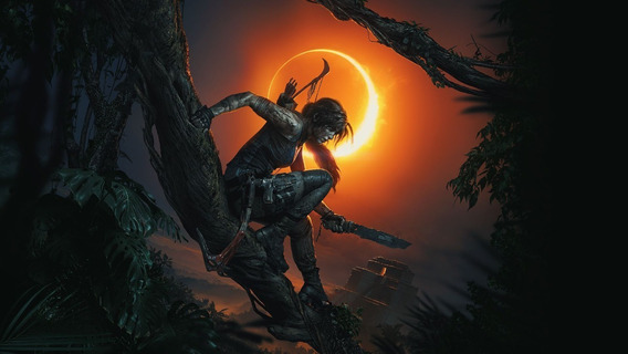 Shadow Of The Tomb Raider + 2 Jogos ( Mídia Física) Pc - Dvd