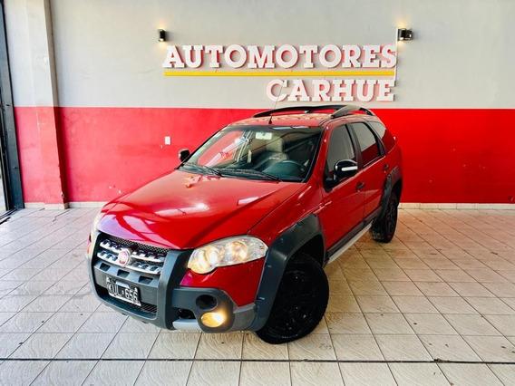 Fiat Palio Adventure 1.6 Locker 2012 $280.000 Y Cuotas!