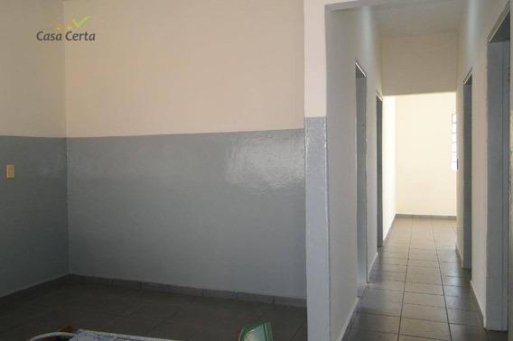 Casa Com 3 Dormitórios À Venda, 104 M² Por R$ 235.000 - Jardim Novo I - Mogi Guaçu/sp - Ca1525