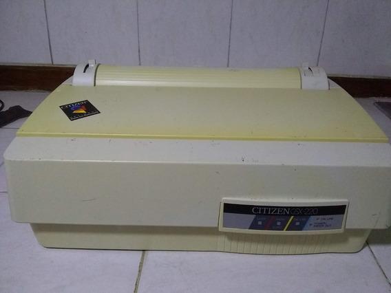 Impresora De Punto Citizen Csx 220