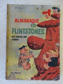 Almanaque Os Flintstones Na Idade Da Pedra! O Cruzeiro 1963!