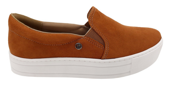 Tênis Feminino Via Marte Slip On 1912593