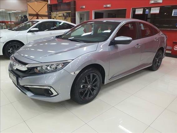 Honda Civic 2.0 Ex Flex Aut. 4p