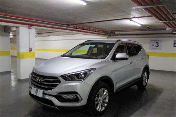 Hyundai Santa Fe Crdi 4wd At 2017