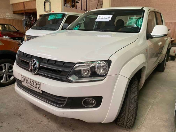 Volkswagen Amarok Año 2012 4x2 Diesel Tdi