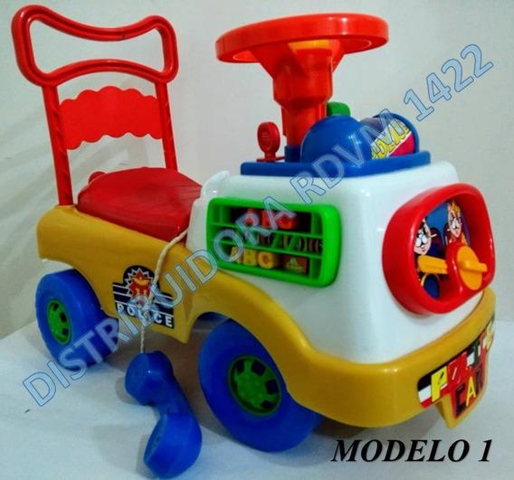 Carro Montable Para Niños Con Juguetes Didacticos. Oferta