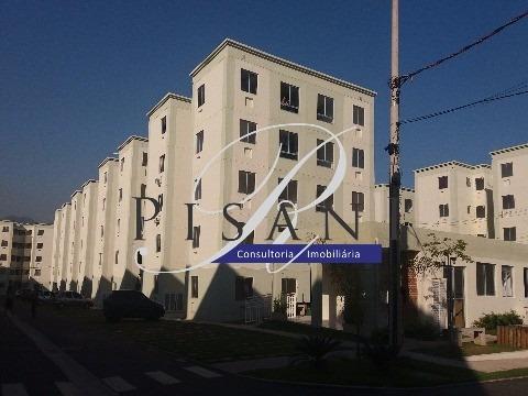 Campo Grande, Apto 1 Quartos, Prox Shopping, Pronto Para Morar!! - Ap01721