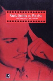 Livro Paulo Emílio No Paraíso