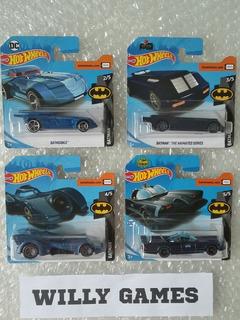 Hot Wheels Batman Series Batmóvel