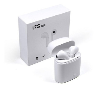 Audífonos Bluetooth I7s Tws, Base De Carga, Tipo AirPods