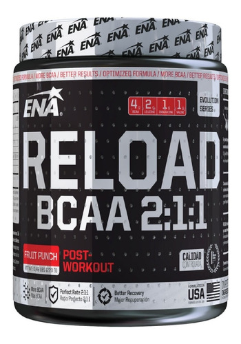 Reload Bcaa 2:1:1 Ena
