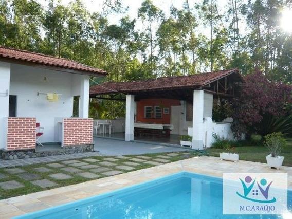 Sítio Para Venda Em Salesópolis, Nha Luz, 3 Dormitórios, 1 Suíte, 1 Banheiro - St0102