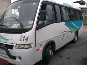 Micro Ônibus Rodoviário Volare V8 - Ano 2003/03 - Johnnybus