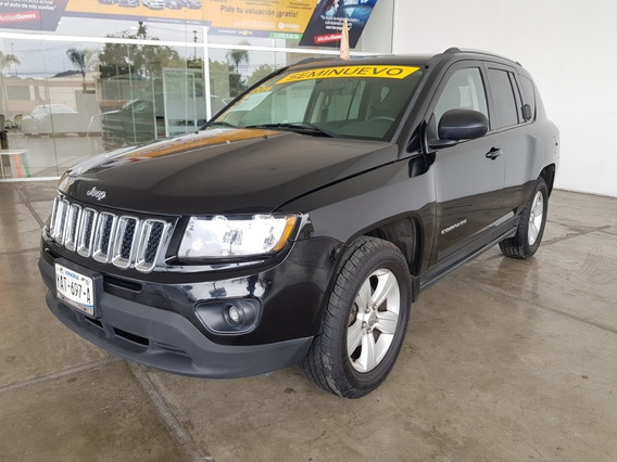 Jeep Compass 2.4 Litude 4x2 At 2014