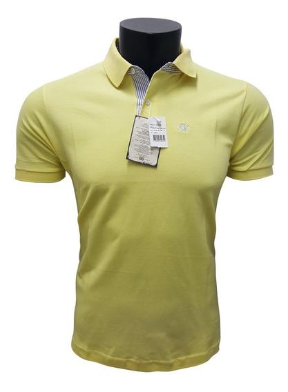 Camisa Polo Original Polo From England Várias Cores 100% ALG