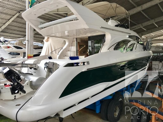 Intermarine 520 Full 2006 Beneteau Azimut Ferretti Phantom